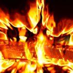 Lebensenergie Feuer Glut