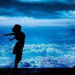 Freiheit Himmel Vertrauen Gott Frage und Antwort