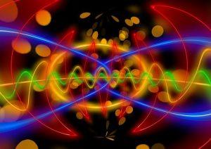 Stehende Wellen Frequenz Energie