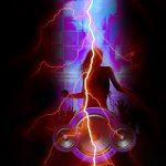 Energie DJ Tanija Musik Tanz Körper Rhythmus