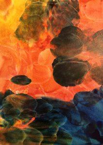 Kunst ARTanija : Quelle Transformation © 2016 Tanija Hammer - Inspiration und Quelle Energie Reinigung Freude Meer Entgiftung Schatten Licht Lebendigkeit Aufstieg Transformation Klarheit Reinheit Leichtigkeit Liebe Fülle