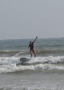 Freiheit, Leichtigkeit, Genuss und Bewusstsein mit Access Foundation die Wellen Deines Lebens reiten - Wellenreiten Surfen Wasser Meer