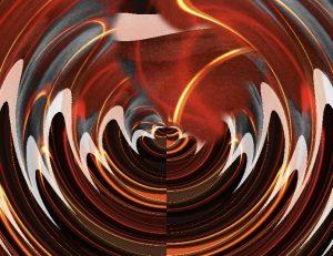 Kunst ARTanija : Orgastische Schwingung Weibliche Energie © 2015 Tanija Hammer - Inspiration Energie Feuer Erde Erdung Lebenslust Herzblut Lust Lebendigkeit Erfüllung Aufschwingen Liebe Fülle Erregung
