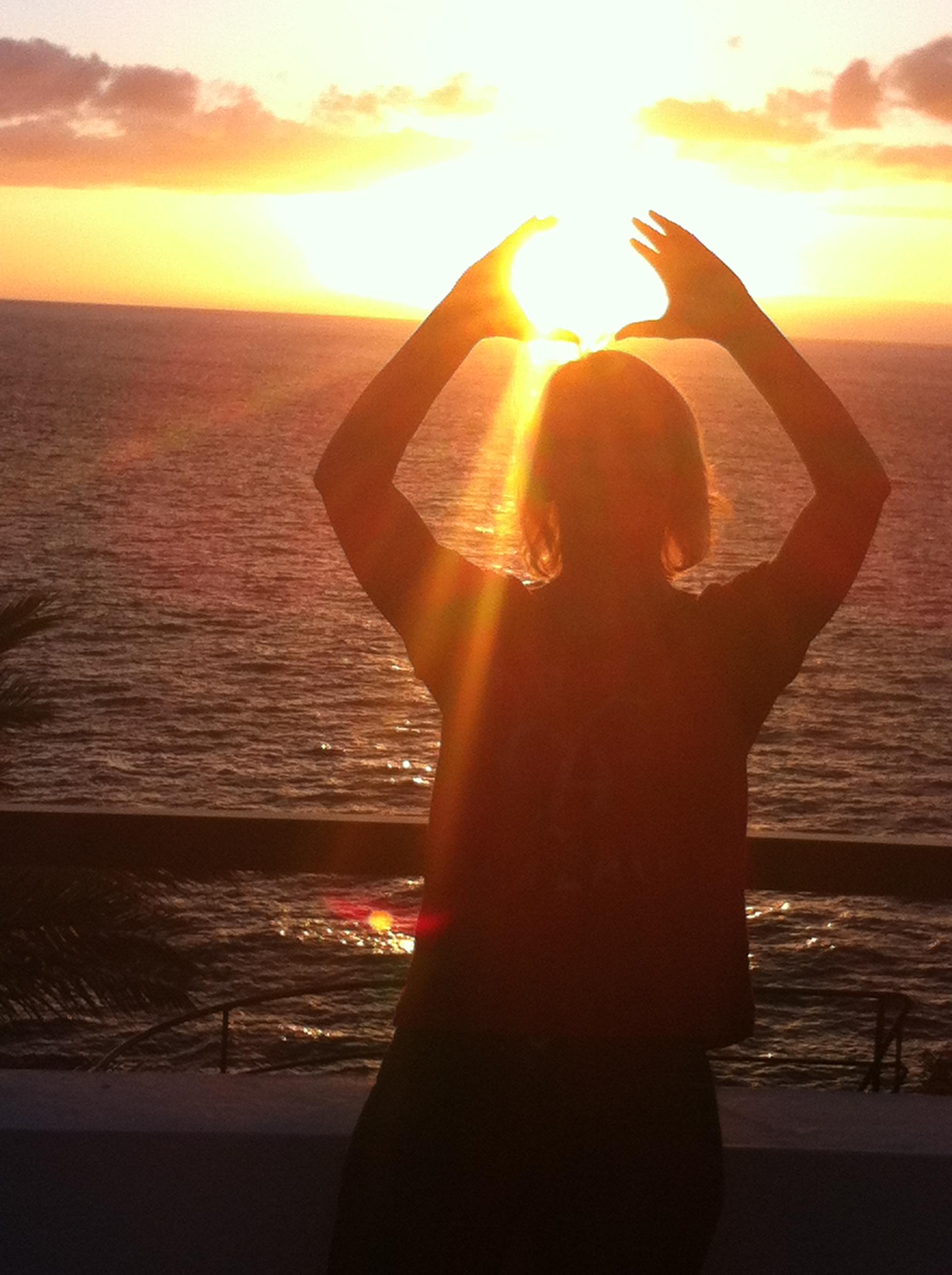 Tanija Inspiration² Ganzheitliches Potenzial Coaching : Die Energie von Licht und Sonne, die Schwingung von Liebe und Vertrauen spüren, Magie erleben