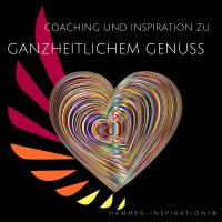 Genuss Coaching - empfangen lernen - Coaching und Inspiration für mehr Freude, Leichtigkeit und Genuss in der Liebe, beim Sex, mit Geld, im Bett & Business - in der Beziehung zu dir selbst und in ganzheitlichem bewussten Genuss- Hammer-Inspiration